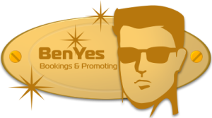 BenYes Bookings en Promoting Logo
